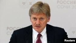 Phát ngôn viên điện Kremlin Dmitry Peskov.