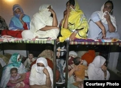پنجاب کی جیلوں میں حواتین قیدیوں کی حالت زار