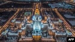 Lomonosov nomidagi Moskva Davlat universiteti asosiy binosi