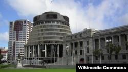 Bowen House, Gedung Parlemen Selandia Baru (Foto: dok).