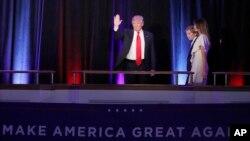 Presiden terpilih Amerika Serikat, Donald Trump (AP Photo/Mary Altaffer)