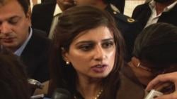 ملاقات وزرای امور خارجه آمريکا و پاکستان