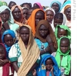Sudan refugees