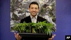 加利福尼亞州成為美國50個州中第六個允許吸食大麻的州。