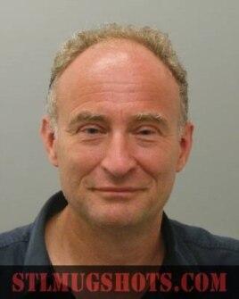 Police mugshot of Die Welt reporter Ansgar Graw, courtesy STL Mugshot