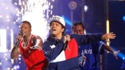 Top Ten Americano: Bruno Mars mantém 3ª posição no top! Sony vai voltar a produzir discos de vinil!