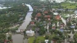 泰国总理保证曼谷不会受洪水重创