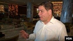 Luis Florido dialoga sobre la OEA y Venezuela