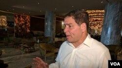 Luis Florido, diputado opositor venezolano