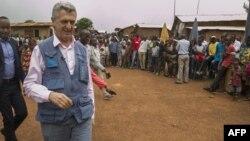 Filipe Grandi urongoye igisata c'ishirahamwe mpuzamakungu kiraba ivy'impunzi kw'isi HCR