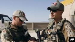 아프가니스탄에서 작전을 수행중인 나토군(자료사진)