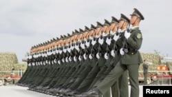 Trung Quốc duyệt binh kỷ niệm 70 năm kết thúc Thế chiến thứ II