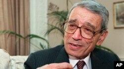 On Tuesday, the U.N. Security Council announced the death of former U.N. Secretary-General Boutros Boutros-Ghali.