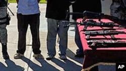 میکسیکو: اجتماعی قبر سے 17 نعشیں برآمد