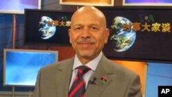 利比亚驻美大使阿里.奥贾里