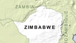 Map of Zimbabwe