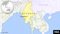 U.S. Secretary of State John Kerry is scheduled to visit Myanmar on Sunday.