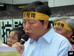 香港支联会副主席李卓人(资料照片)