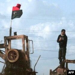 Ofanziva Gadafijevih snaga