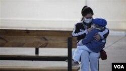 El 80% del virus que circula por Uruguay corresponde al virus de la gripe A.