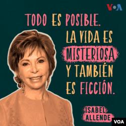 La autora chilena se convierte en la primera escritora en español en recibir la medalla del National Book Award, el Premio Nacional de Literatura de Estados Unidos