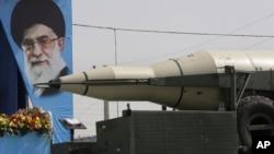 Vojna parada u Iranu