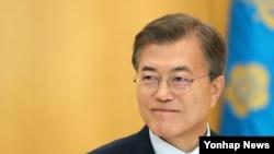 Janubiy Koreya Prezidenti Mun Jey In