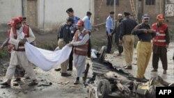 Một trong những vụ bạo động ở Pakistan