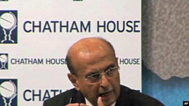 Yemen's Foreign Minister, Abu Bakr al Qirbi, 27 Jan 2010