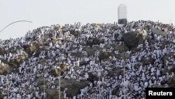 Alhazai na hawan Arfa
