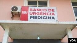 Banco de Urgência do Hospital Regional de Malanje