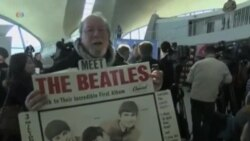 Fans Mark 50 Years of US Beatlemania