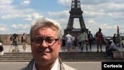 Juan José Dorado, periodista en París relata el incidente en Notre Dame