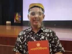 Dosen Sejarah di Universitas Sanata Dharma, Yogyakarta, Heri Priyatmoko. (Foto: Dok Pribadi)
