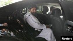 Juru bicara Taliban Mullah Abdul Ghani Baradar (foto: dok).
