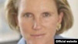 Anbasadè Lèzetazini nan Ajans l'ONU pou Jesyon ak Refòm, Isobel Coleman, responsab zafè politik espesyal.