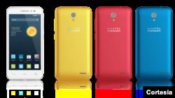 Alcatel Onetouch es una de las compañías más beneficiadas, sobre todo el Latinoamérica, con el crecimiento mundial en la venta de teléfonos inteligentes.