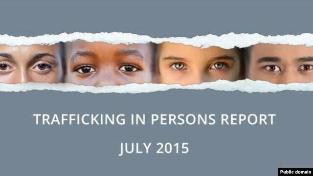 El tráfico humano no tiene fronteras ni respeta leyes según el nuevo informe sobre tráfico humano.