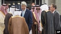 John Kerry en Arabie Saoudite