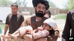 تلفات زنان و کودکان افغان نیز در مقایسه با سال قبل افزایش یافته است