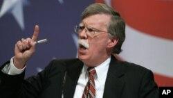존 볼튼 전 유엔주재 미국대사 (자료사진)