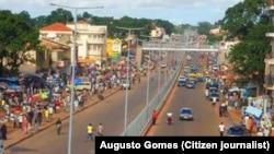 Utentes revoltados com a higiene e funcionamento do terminal de transportes de Bissau