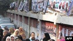 Raundi i dytë i zgjedhjeve në Egjipt