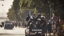 Mali Polisiw ni Fanga Ka Kuman Falen Falen u ka Hakew Kan
