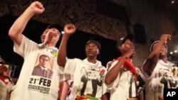 Zimbabwe President Mugabe's ZANU-PF Rejects Security Sector Reform