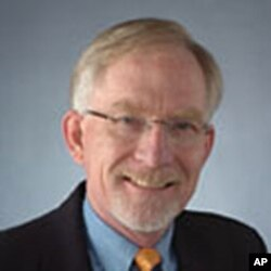 Syracuse University Professor David Crane
