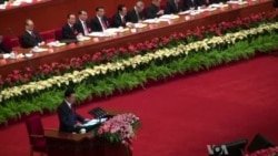 Hu Issues Graft Warning to Incoming Chinese Leaders