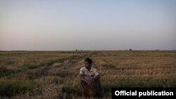 Myanmar Land Confiscation (Photo credit- HRW)
