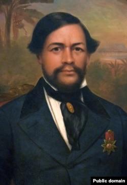 Qirol Kamexamexa III 1825-1854-yillarda Gavayining tub aholisini konstitutsion monarxiya tuzumi ostida birlashtirgan