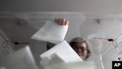 Izbori u Srbiji (arhivski snimak)
